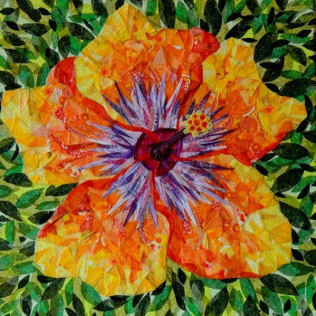 """Climax Hibiscus"" by Ruth Warren,"